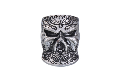 EVBEA Drop Ship Big Punk Biker Skull Ring For Man Biker Rings Unique Punk Men Cool Jewelry Vintage Jewelry