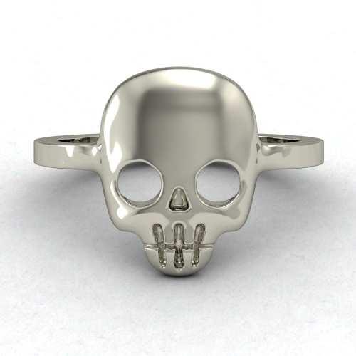 Funny Cute Skull Ring Gothic Skull Ring for Women Sugar Skull Candy Jewelry